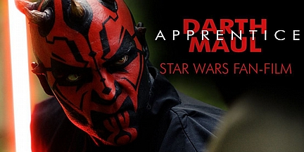 Fan film Darth Maul: Apprentice