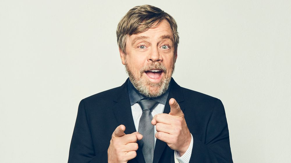 Mark Hamill dobiva zvijezdu na Hollywood Walk of Fame