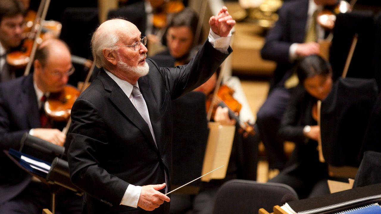 John Williams u bolnici radi bolesti